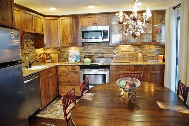 #301- Sierra Park Villas, Winter, Summer Elegance -