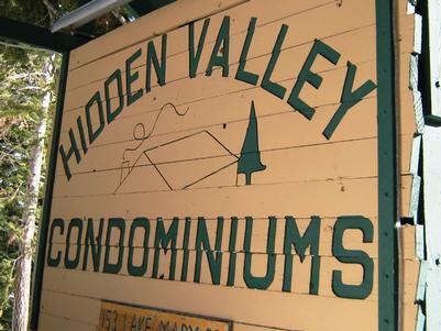 #253 - Hidden Valley Condo 2 blocks from Village -